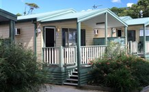 Ulladulla Headland Holiday Haven Logo and Images