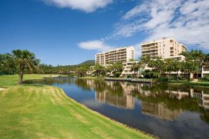 Novotel Coffs Harbour Pacific Bay Resort Logo and Images