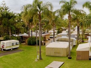 Blue Bay Caravan and Camping Tourist Park Image