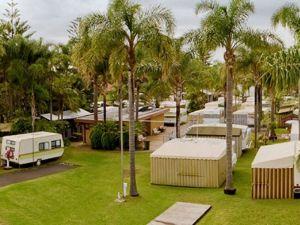 Blue Bay Caravan and Camping Tourist Park