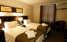 Wine Country Motor Inn - Cessnock Logo and Images