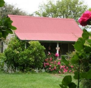 Poppys Cottage Bed and Breakfast Logo and Images