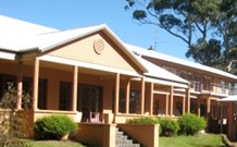 Bundanoon Lodge Logo and Images