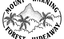 Mount Warning Forest Hideaway Logo and Images