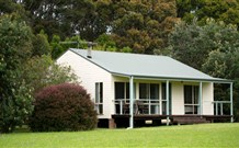 Mystery Bay Cottages - Logo and Images