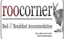 Roocorner B and B Accommodation - Logo and Images