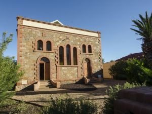 Broken Hill Outback Church Stay Image