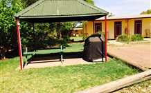 Tweed River Hacienda Holiday Park Logo and Images