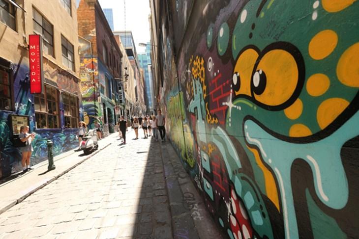 Melbourne Central YHA