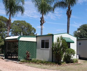 BIG4 Goondiwindi Holiday Park Logo and Images
