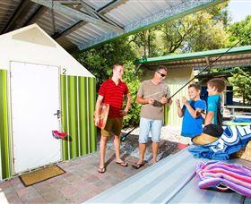 South Stradbroke Island Camping