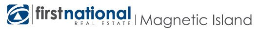 First National Real Estate Magnetic Island Logo and Images