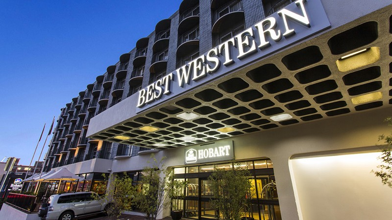 Best Western Hobart  Logo and Images