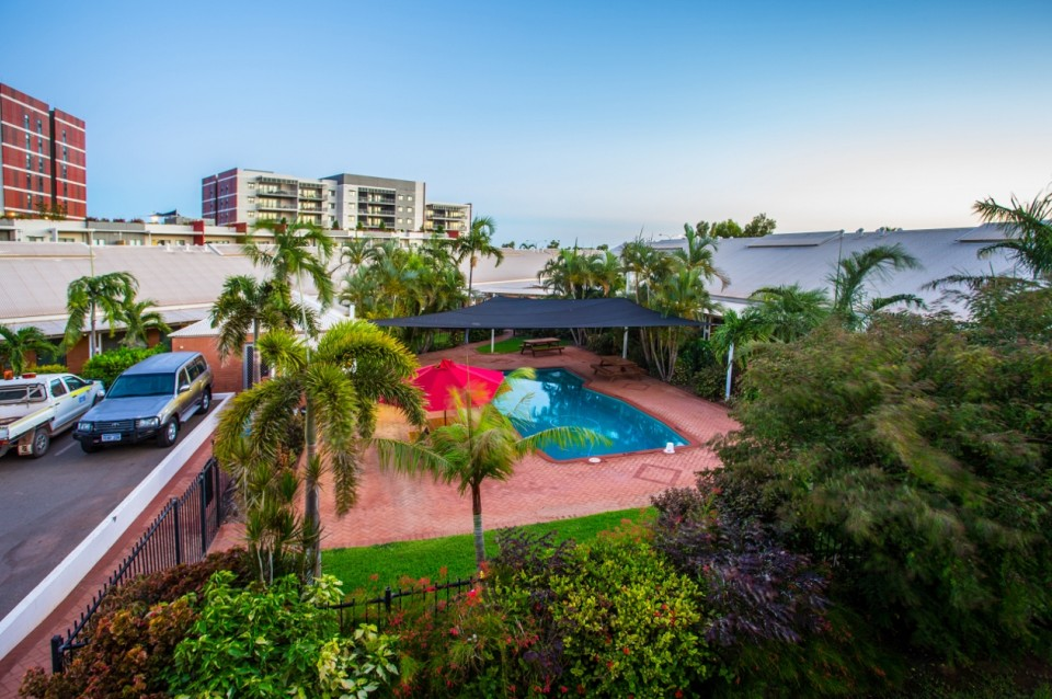 BEST WESTERN Karratha Central Apartments Logo and Images