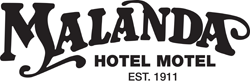 Malanda Hotel Motel Logo and Images