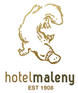Maleny Hotel Logo and Images