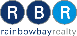 Rainbow Bay Realty Logo and Images