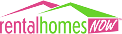 Rental Homes Now Logo and Images