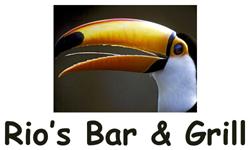 Rio's Bar & Grill Logo and Images