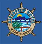 Riverview Hotel Logo and Images