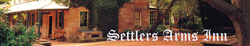 Settlers Arms Inn Logo and Images