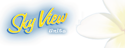 Sky View Units Logo and Images