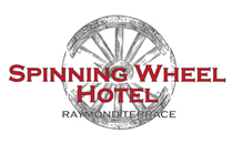 Spinning Wheel Hotel Logo and Images