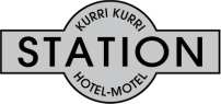 Station Hotel Logo and Images
