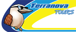 Terranova Tours Logo and Images