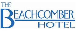 The Beachcomber Hotel Logo and Images