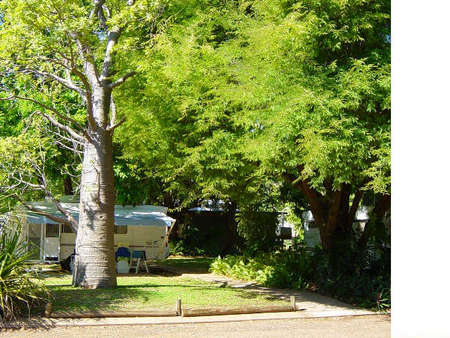 Town Caravan Park Image