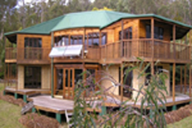 Niche - Southern Tasmanian Yoga Retreat Centre Logo and Images