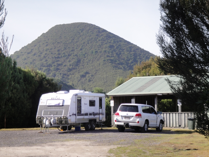 Lake Burbury Camping Ground Image