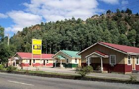 Mountain View Motel (Queenstown) Logo and Images