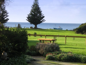 King Island Accommodation Cottages Image