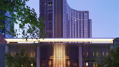 Grand Hyatt Melbourne Logo and Images