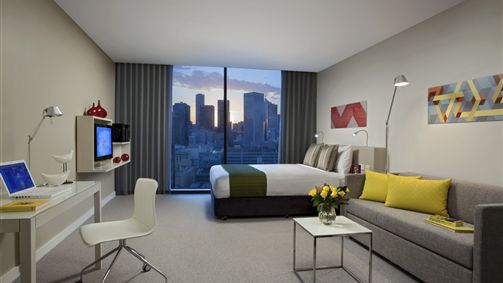 Citadines on Bourke Melbourne Logo and Images