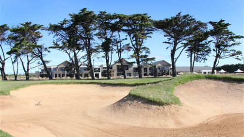 Barwon Heads Resort at 13th Beach Logo and Images