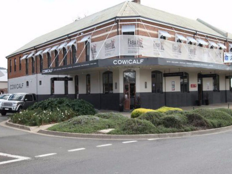 Cow and Calf Hotel