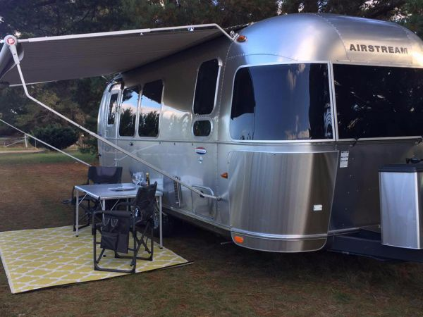 Silver Bullet Airstream Accommodation Image