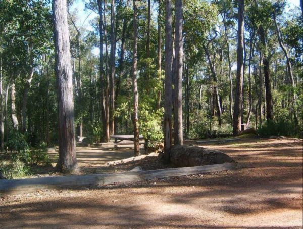 Barrabup Camp at St John Brook National Park Image