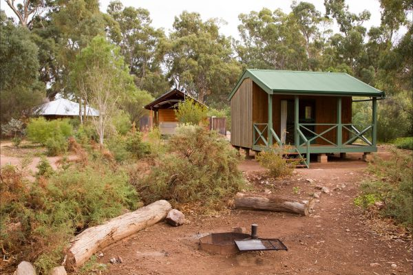 Alligator Lodge - Mount Remarkable National Park Image