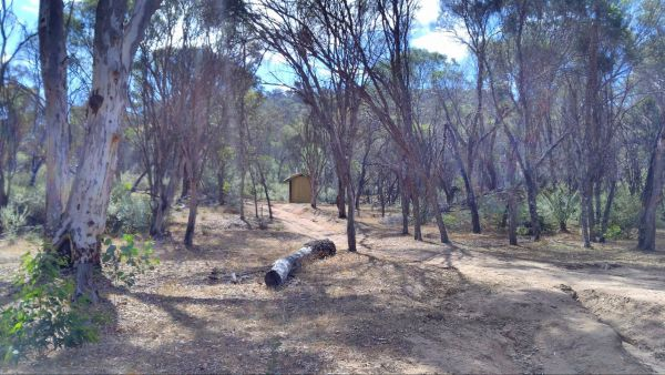 Valley Camp at Avon Valley National Park Image