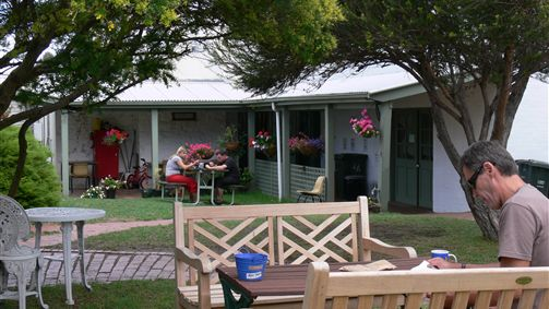 Port Fairy YHA Image