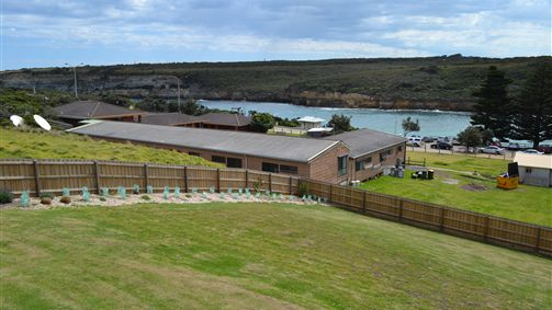 House on the Hill Port Campbell Logo and Images