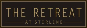 The Retreat at Stirling Logo and Images