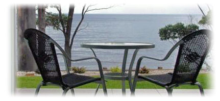 A Mollymook Beach Waterfront Logo and Images
