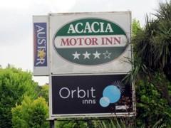 Acacia Motor Inn Logo and Images