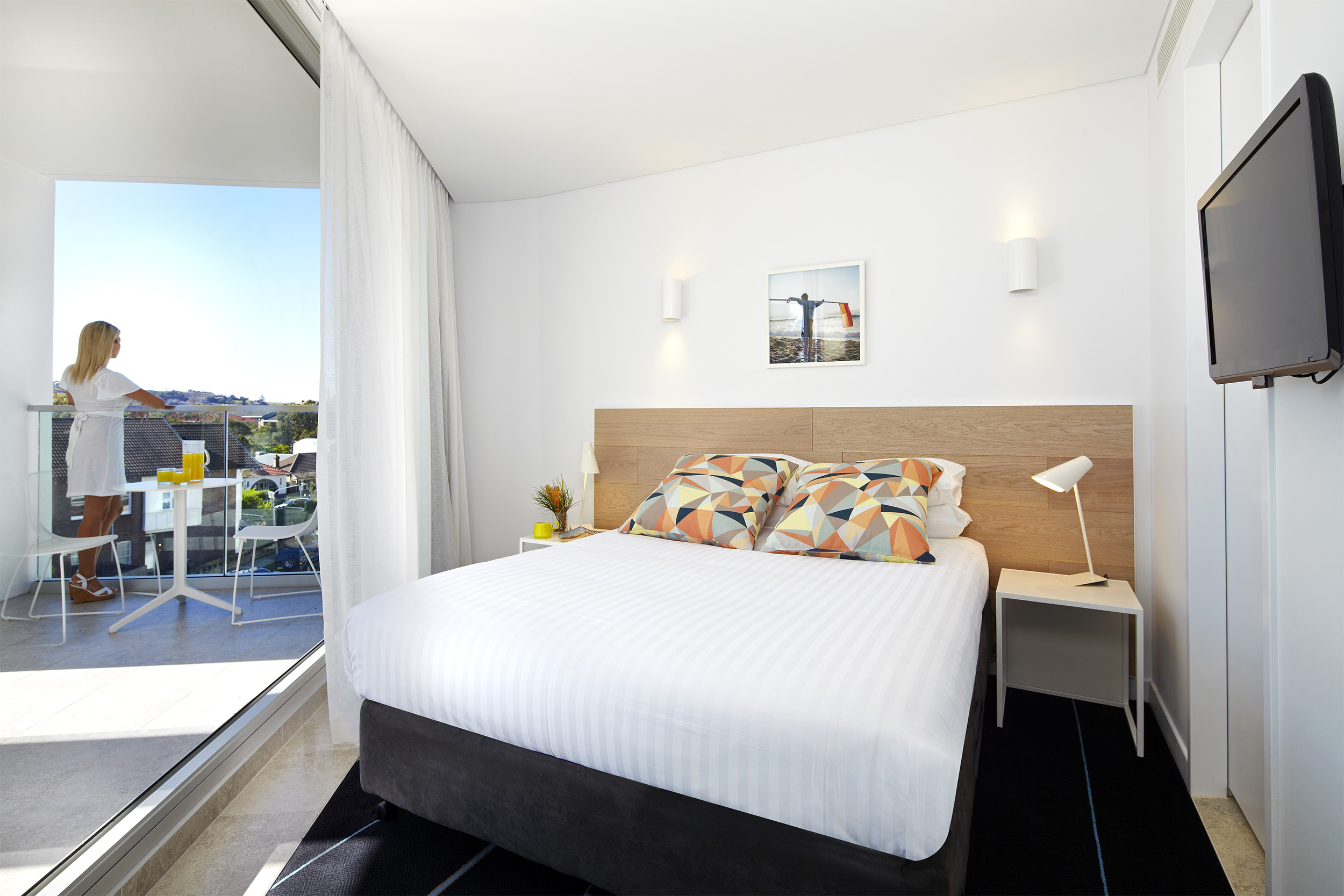 Adina Apartment Hotel Bondi Beach Logo and Images