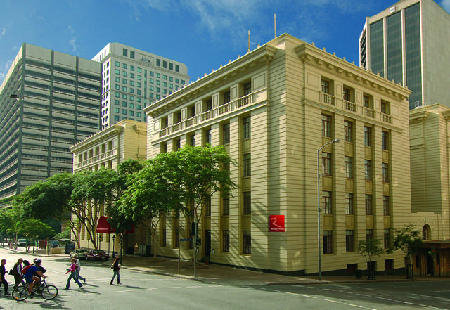 Adina Apartment Hotel Brisbane, Anzac Square Logo and Images
